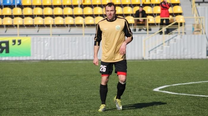 Евгений Фальковский – лучший игрок 8-го тура первой лиги по версии читателей FootBoom.com