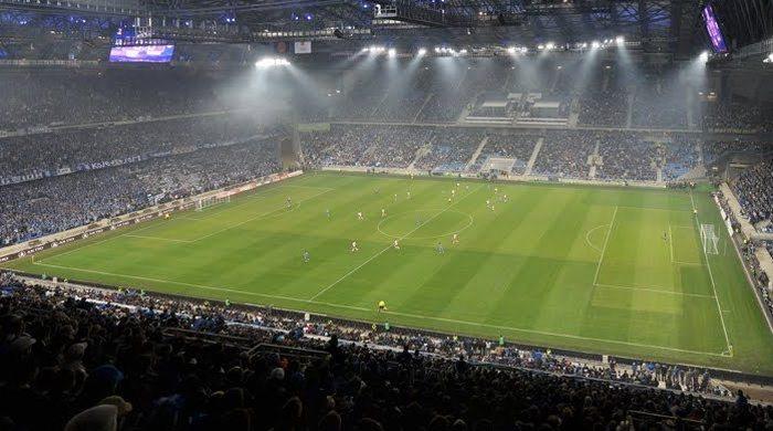 Як працюють стадіони в Польщі