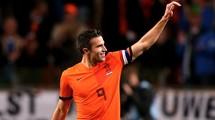 """Робин ван Перси: """"Испания - по-прежнему лучшая команда мира"""""""