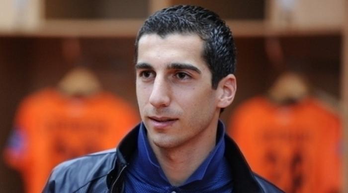 Генрих Мхитарян - лучший легионер чемпионата Украины 2012 года по версии читателей FootBoom.com