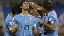 Иордания - Уругвай 0:5. Географ глобус пропил