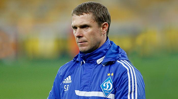 Сергей Ребров сыграет на Кубке Легенд