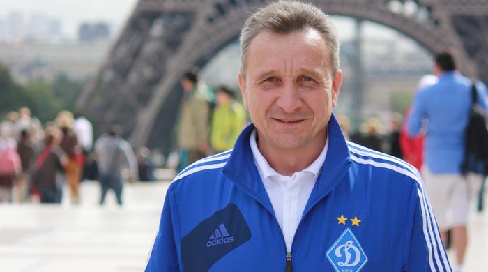 Заслуженному журналисту Украины Алексею Семененко - 55!