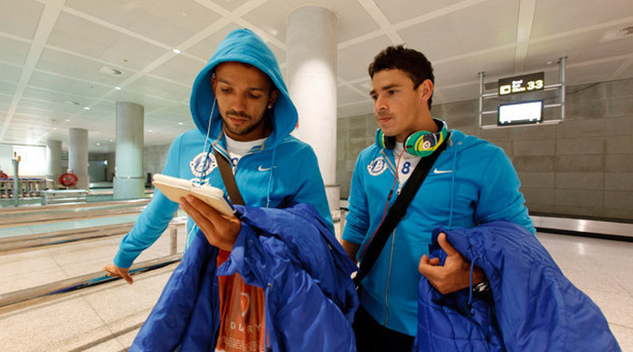 """Джулиано:  """"Уже готов самолет, который в случае необходимости доставит нас в Бразилию"""""""