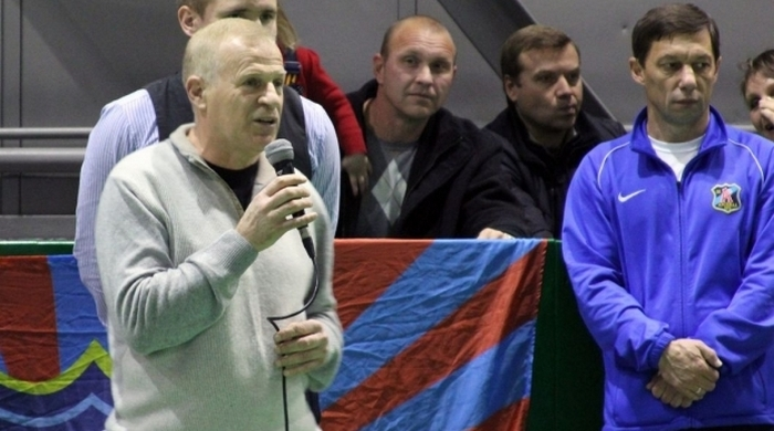 "Александр Томах: ""Металлург"" вернется в Премьер-лигу"""