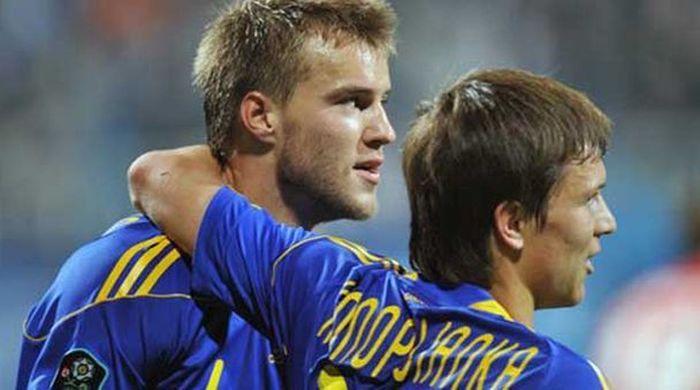 """Агент Коноплянки: """"Ярмоленко интересовались многие клубы, он предназначен для большой команды"""""""