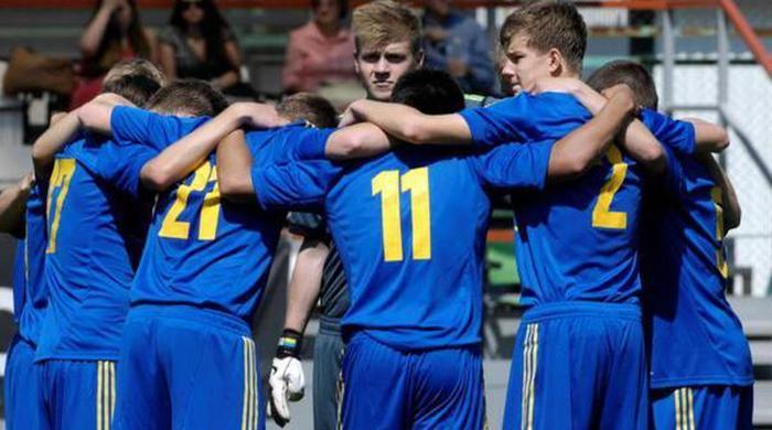 Украинские юниоры отправились на элит-раунд к Евро-2013 (U-19)
