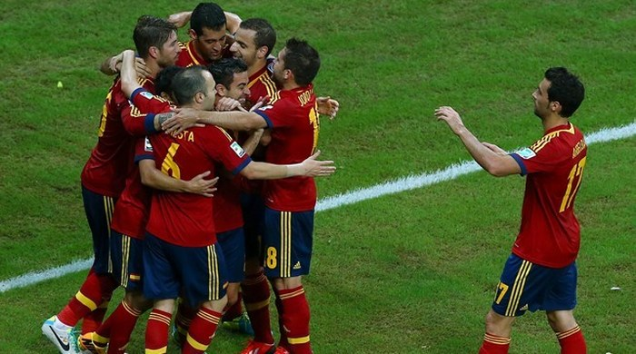 Сборная Испании побила рекорд французов по продолжительности беспроигрышной серии