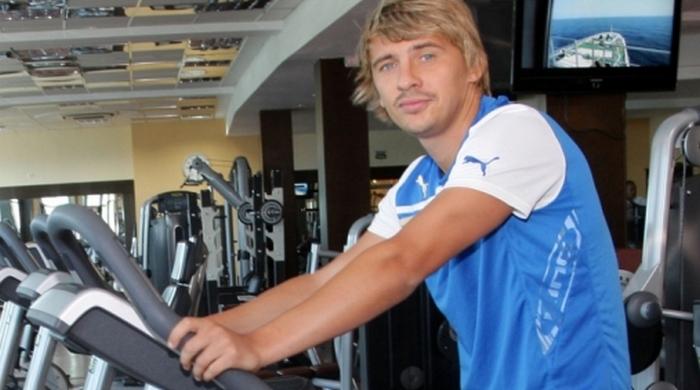 Максим Калиниченко занимается по индивидуальному графику