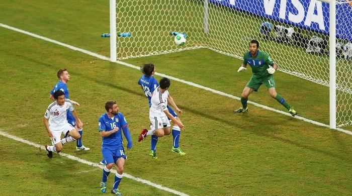 Италия - Япония 4:3. Япона мать!
