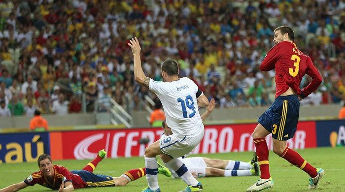 Испания - Италия 0:0, по пенальти - 7:6. Не дотянули