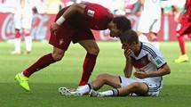 Германия - Португалия 4:0. Отметили юбилей
