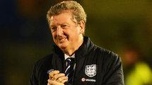 Ходжсон намерен остаться в сборной Англии