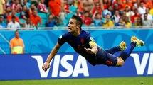 """Робин ван Перси: """"Любая ошибка в матче с Мексикой - это нокаут"""""""