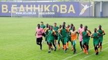 Футболисты сборной Нигерии получили премиальные и возобновили подготовку к 1/8 финала ЧМ