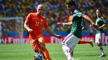 Нидерланды - Мексика 2:1. Видео