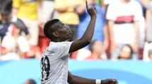 Франция - Нигерия 2:0. Видео