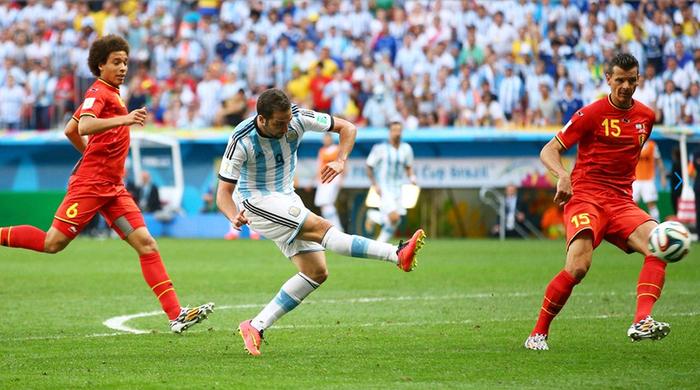 Аргентина - Бельгия 1:0. Класс есть класс