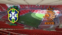"""Бразилия - Нидерланды 0:3. Бронзовые """"тюльпаны"""""""
