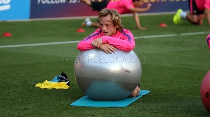 """Ракитич: """"Барселона"""" похожа на """"Севилью"""""""