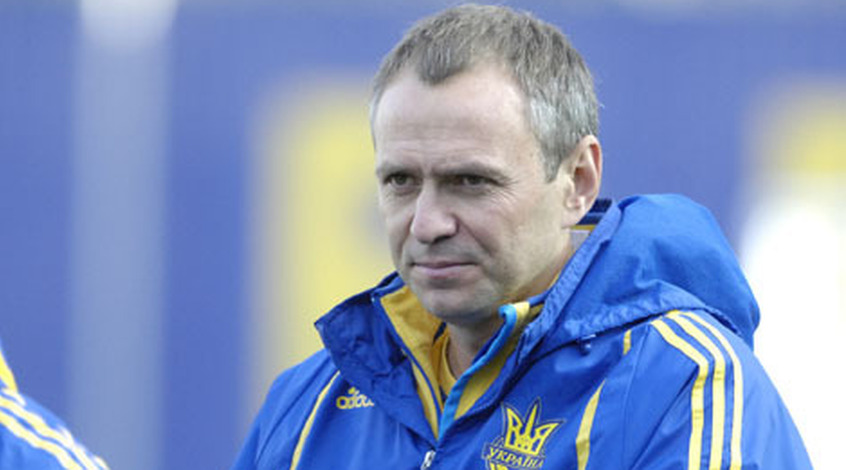 Александр Головко определился с тренерским штабом молодежной сборной