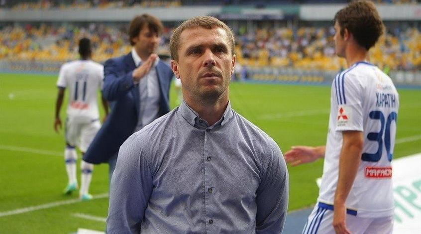 """Ребров: """"Официально Безус пока еще игрок """"Динамо"""""""