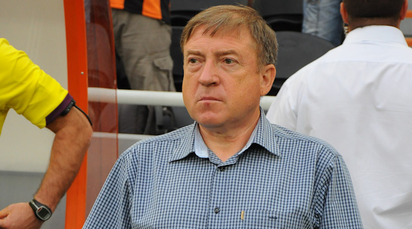 """Грозный: """"Поздравляю Коваля со свадьбой, он заслужил вернуться в """"Динамо"""""""