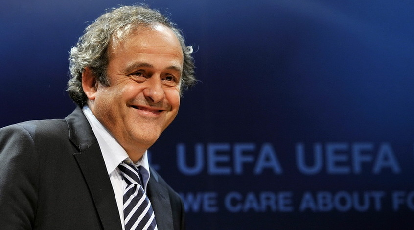 Мишеля Платини переизбрали на пост президента УЕФА