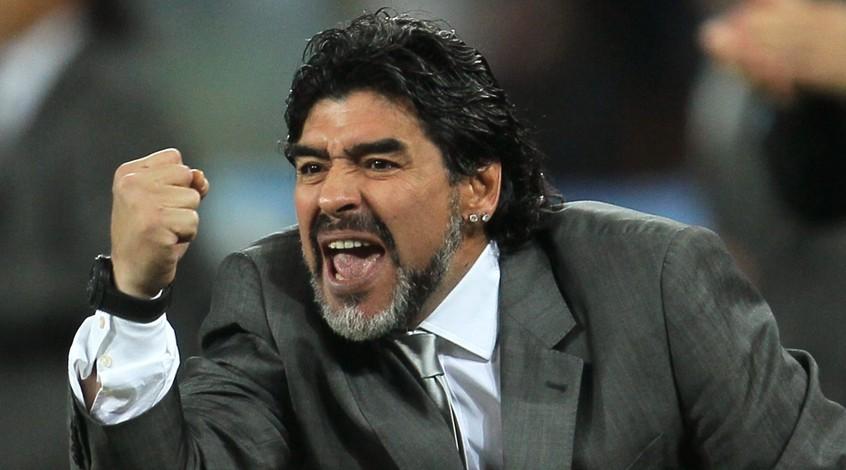 Диего Марадона раскритиковал тренера сборной Аргентины