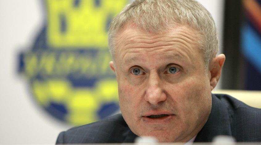 Григорий Суркис – кандидат в члены Исполкома УЕФА