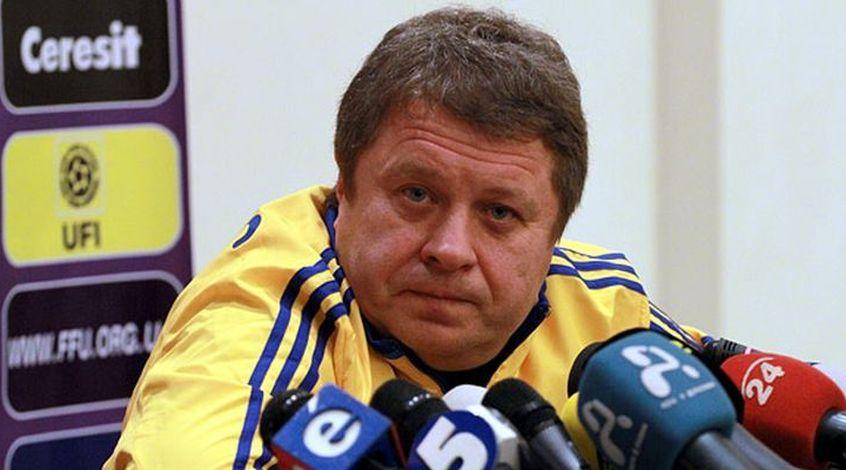 Александр Заваров: в качестве кого я должен быть на представлении тренерского штаба сборной Украины?