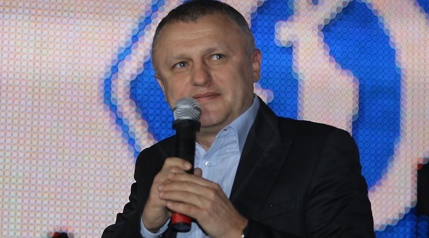 """Игорь Суркис: """"На этой стадии выбирать не из чего"""""""