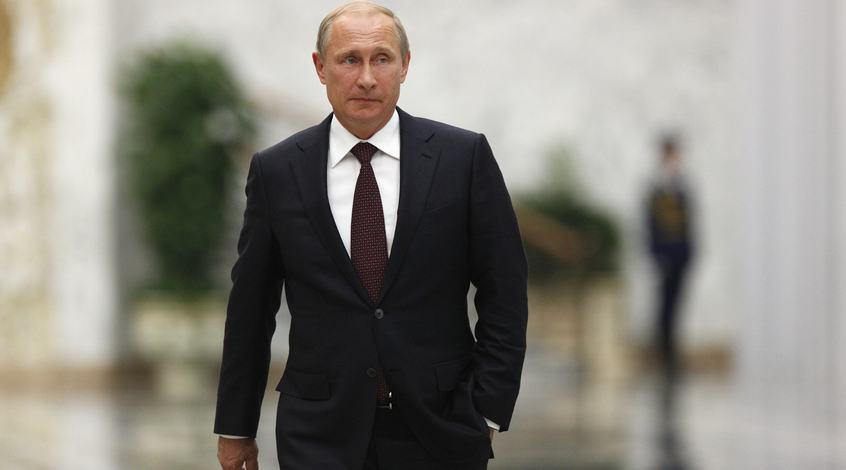 Путин поздравил Блаттера