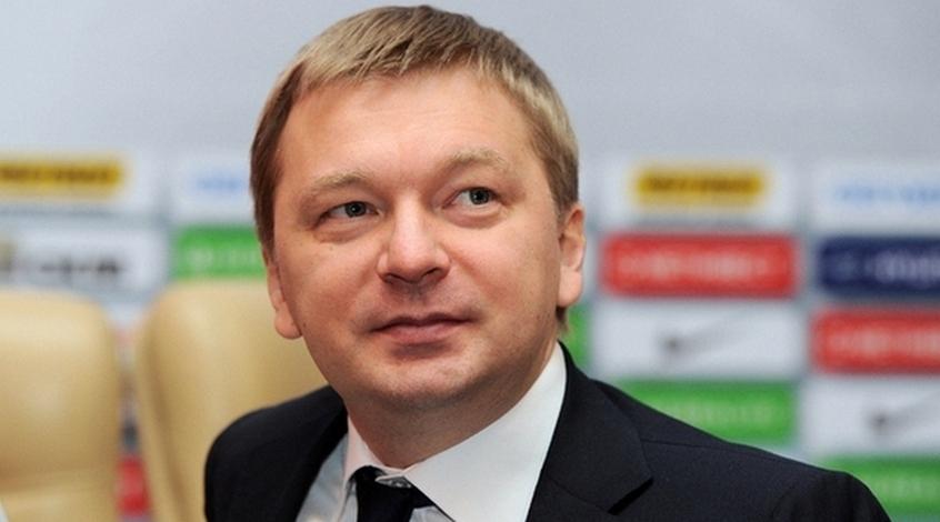 """Сергей Палкин: """"Наши люди не будут работать день и ночь для другого клуба"""""""
