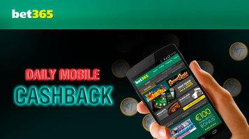 Ежедневные призы в мобильном казино Bet365