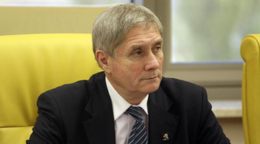 Ярослав Грисьо - кандидат на пост президента ФФУ (Фото)