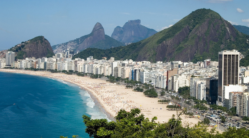 "Тур ""Шахтера"" по Бразилии: снег и пляжи"