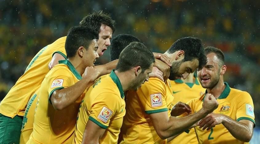 Кубок Азии. Австралия разгромила Кувейт