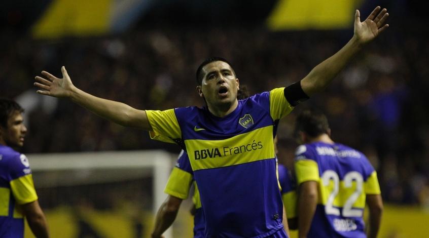 Хуан Роман Рикельме объявил о завершении карьеры