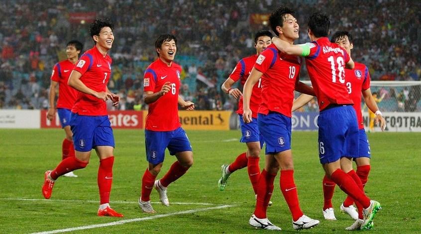 Кубок Азии. Сборная Южной Кореи вышла в финал