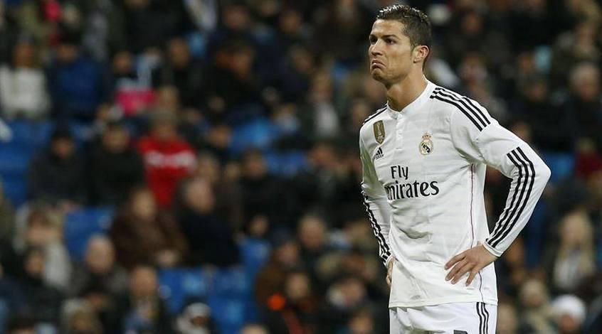 Рекордная голевая серия Криштиану Роналду в Лиге чемпионов прервалась
