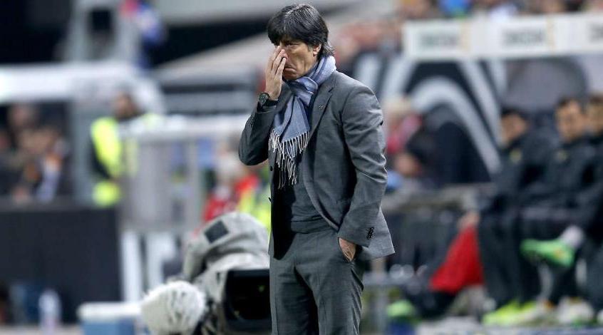 Йоахим Лев определился с составом сборной Германии на Кубок Конфедераций