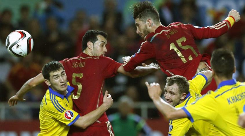 Украина испания футбол евро 2016 где играют