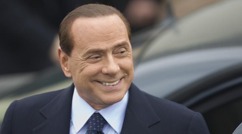 "Сильвио Берлускони: ""Футбол – не приоритет. Поговорим о нем после лета"""