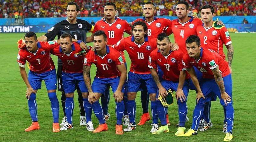 Артуро Видаль и Алексис Санчес – в расширенном составе сборной Чили на Кубок Конфедераций-2017