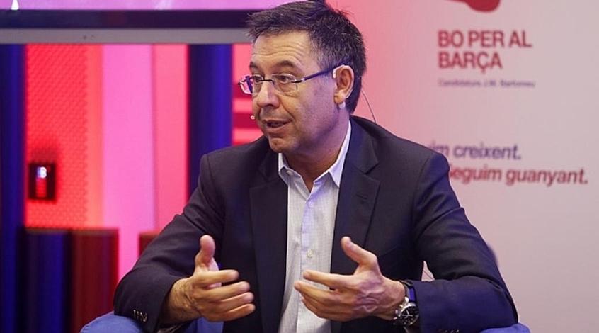 """Хосеп Бартомеу: """"Добиться успехов """"Барселоны"""" способны только легендарные команды"""""""