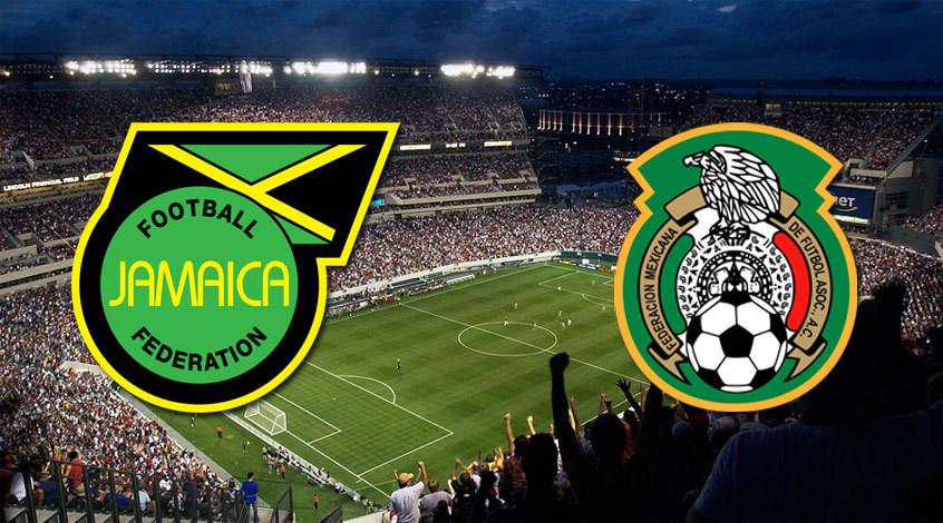 Золотой Кубок КОНКАКАФ-2015. Ямайка - Мексика 1:3. В десятый раз (Видео)