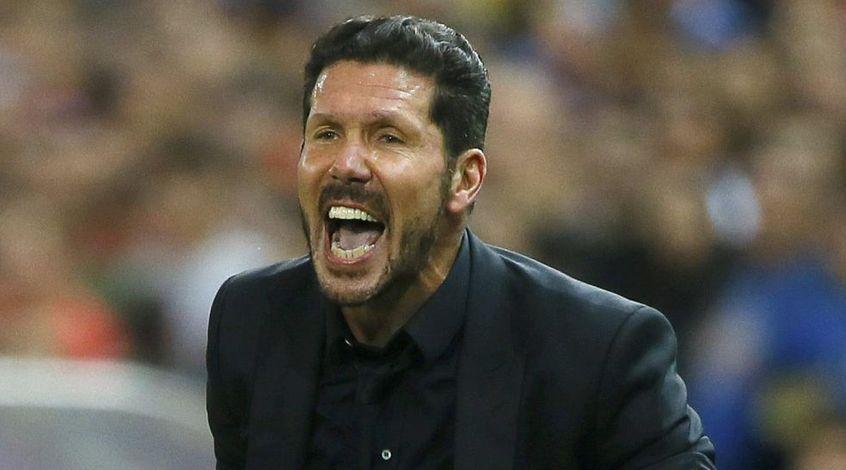 УЕФА может увеличить дисквалификацию Диего Симеоне до трех матчей
