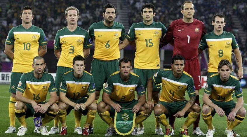 Сборная Австралии назвала расширенный состав на Кубок конфедераций
