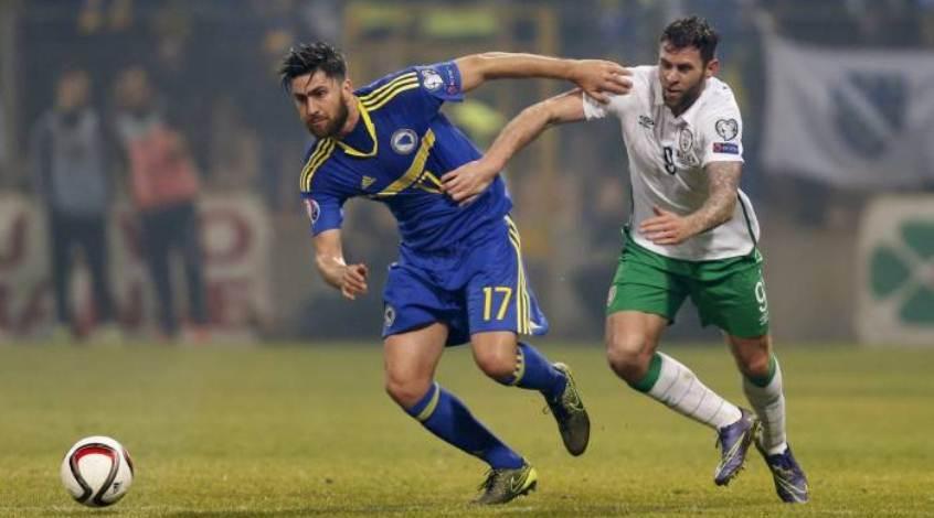 Босния и Герцеговина - Ирландия 1:1. Туманные перспективы